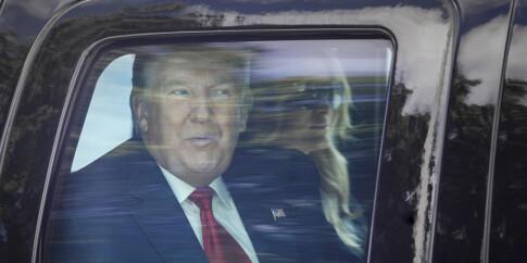 Image: Hevder Trump planlegger å ta hevn