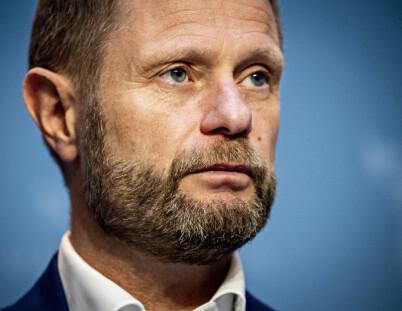 Image: - Mener Høie hadde rett