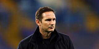 Image: Frank Lampard sparket