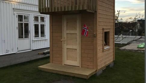 Image: Kommunen ville rive sjørøverhytta til Jens (4)