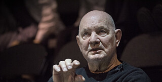 Image: Dramatiker Lars Norén er død