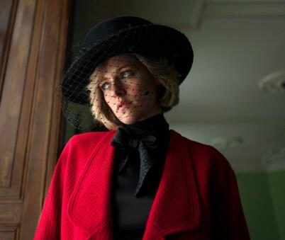 Image: Det første glimtet av Diana