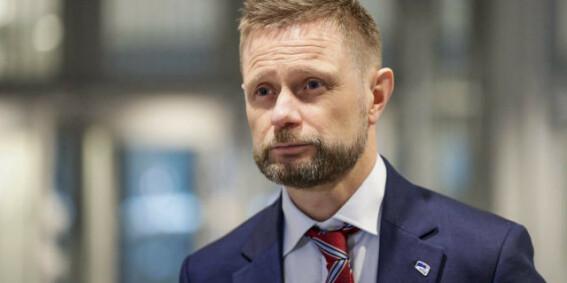 Image: Høie om tiltakstretthet: - Veldig redd