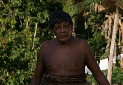 Image: Urfolkets siste mann døde