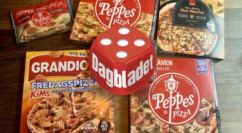 Image: Test av frossenpizza:- Skikkelig digg!