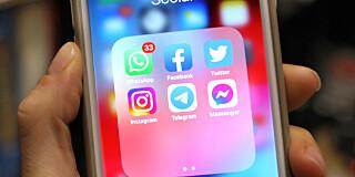 Image: Messenger har problemer