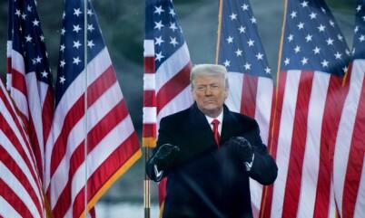 Image: Svensk stjerne takket Trump