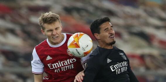 Image: Videre i Europa League etter thriller