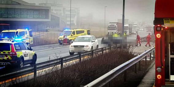 Image: E6-ulykke: Siktet for drapsforsøk på kona