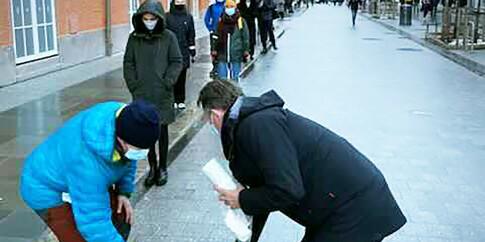 Image: Hundrevis i testkø etter Tromsø-utbrudd