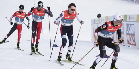 Image: Riiber med gull etter VM-thriller