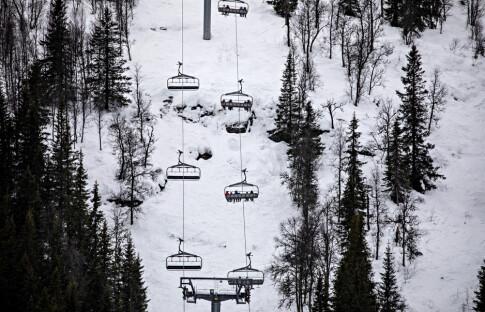 Image: Mann funnet død i skibakke i Hemsedal