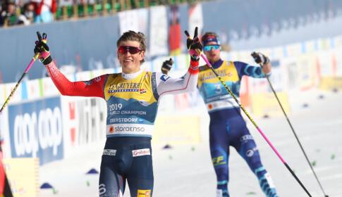 Image: Norsk gull- For en oppvisning!