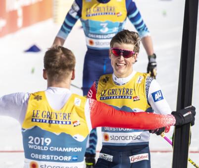 Image: Norsk gull: - Feige lag