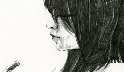 Image: Lo og fniste av halshogging