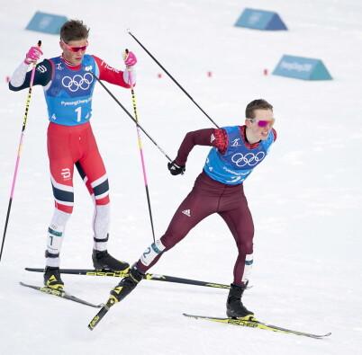 Image: VM over for Usjtugov og Spitsov - reiser hjem