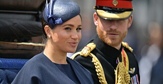 Image: Får så hatten passer: - Kongelig såpeopera