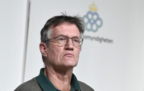 Image: Går imot Tegnell: - Gi alle en vaksinedose