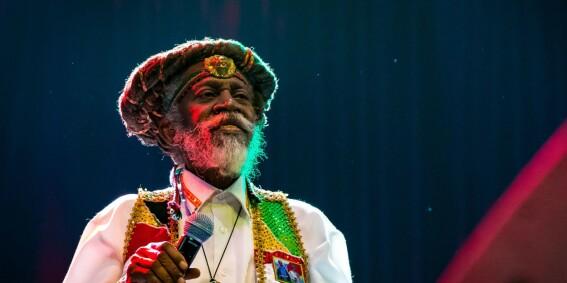 Image: Reggaelegenden Bunny Wailer er død