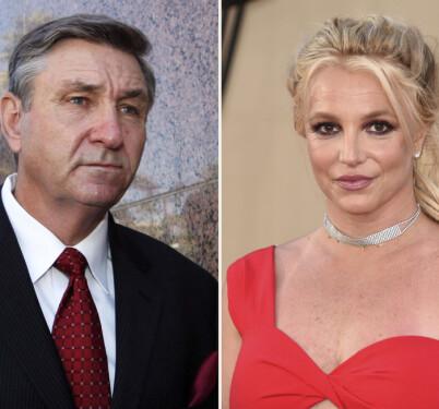 Image: Britneys far: - Vil slippe vergemål