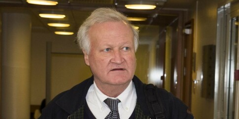Image: Advokat Tor Kjærvik drept