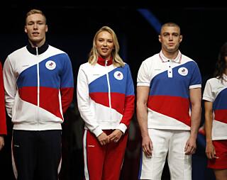 Image: Russlands OL-uniformer vekker reaksjoner