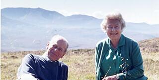 Image: Hyller ektemannen før begravelsen