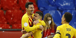 Image: Messi-show i cupfinalen