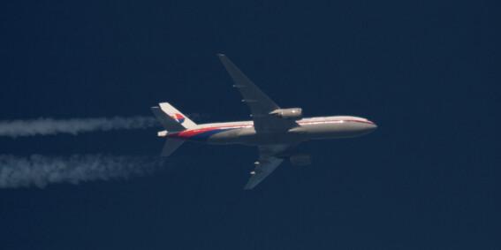 Image: Ny teori: Piloten la falske spor