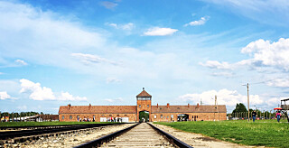 Image: Beklager Auschwitz-anmeldelse