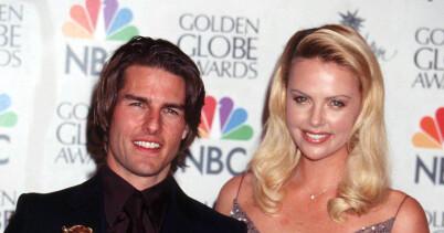 Image: Tom Cruise gir tilbake sine Golden Globes