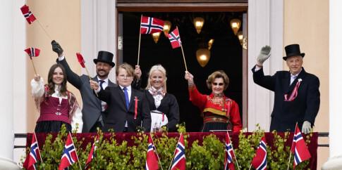 Image: Slik blir kongefamiliens nasjonaldag