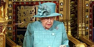 Image: Bisarr gisseltradisjon i Buckingham Palace