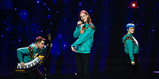 Image: Mer corona i Eurovision