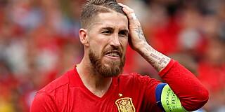 Image: Tabbe å svikte Ramos!