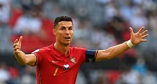 Image: «Ukjent» tysker ydmyket Ronaldo: - Maskin!