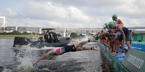 Image: Dramatisk start før OL-gullet: - Amatørmessig
