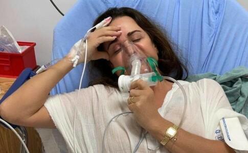 Image: Hastet til sykehus etter bie-angrep