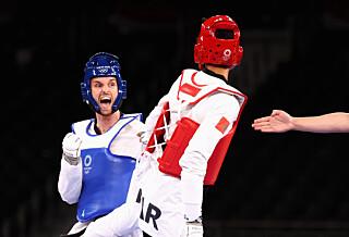 Image: Tapte bronsefinalen