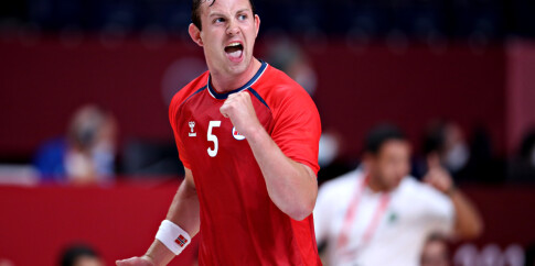 Image: Følg Norges kvartfinale mot Danmark!