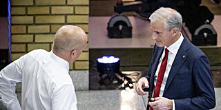 Image: Overrasker ikke Støre