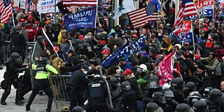 Image: Full beredskap i Washington