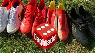 Image: Fotballsko-test: - Som behagelige tøfler!
