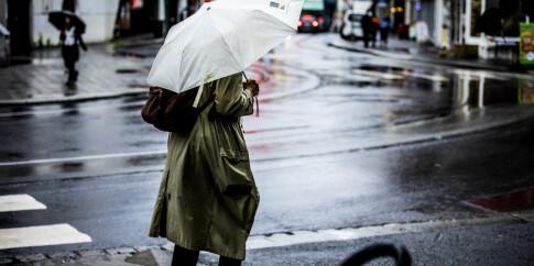 Image: Finn fram regnjakke og støvler