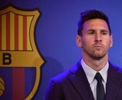 Image: - Messi utgjorde forskjellen