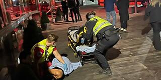 Image: Brukte pepperspray - hundrevis evakuert