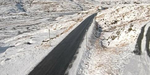 Image: - Blir enda kaldere