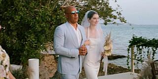 Image: Paul Walkers datter giftet seg