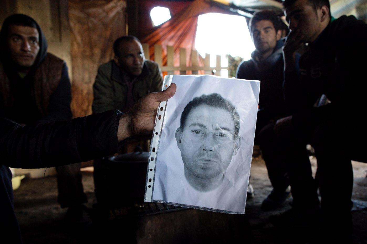 De afghanske flyktningene