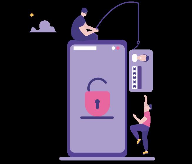 beskytt deg med VPN